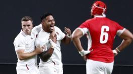 Inglaterra venció a Tonga e Irlanda superó a Escocia en el Mundial