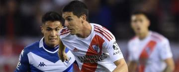 River perdió ante Vélez y se aleja de la punta
