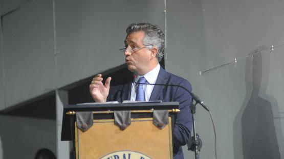 La Provincia y la Nación cruzan críticas en la Expo