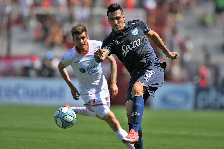 Talleres cayó 2-1 contra Atlético Tucumán por la Superliga