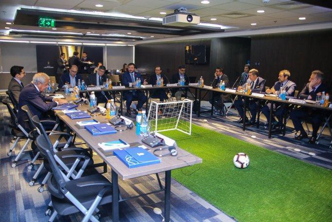 CONMEBOL reúne a River y Boca antes del Superclásico