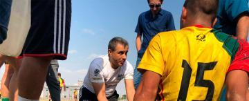 Piccinetti: de prófugo más buscado a masajista del equipo de rugby del penal