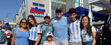 """Los Pumas: """"una previa donde las banderas quedaron de lado"""""""