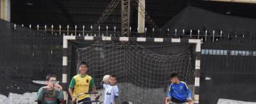 Fútbol adaptado: de espectadores a protagonistas