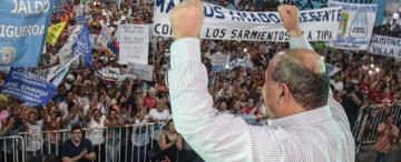 La última ofrenda de Manzur para Alberto Fernández