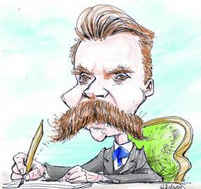 Los martillazos de Nietzsche aún repiquetean sobre la filosofía