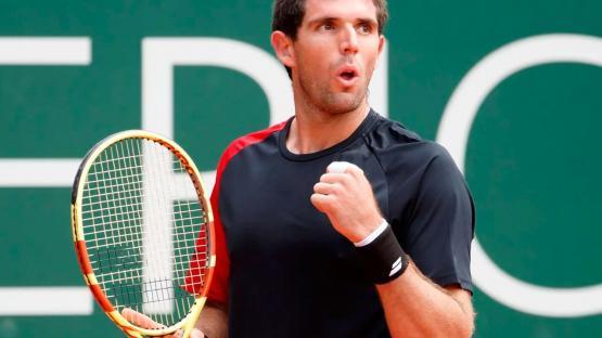 ATP 250: Delbonis fue eliminado en Bélgica