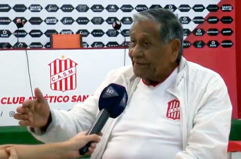 Pedrito Chambilla, el enfermero peruano que le entregó su vida a San Martín