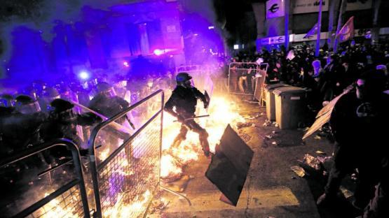 Vuelve a Cataluña el reclamo separatista