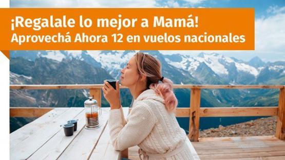 Día de la madre: la tendencia es regalarle viajes a mamá