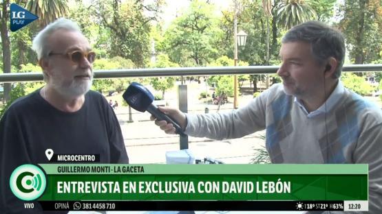 Entrevista exclusiva con David Lebón: su recuerdo de Tucumán, sus amigos y el nuevo disco