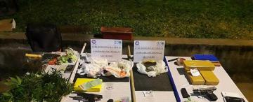 Se estancó una causa de drogas en contra de un empleado legislativo