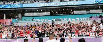 Sudáfrica aplastó la ilusión de Japón y clasificó a semifinales del Mundial