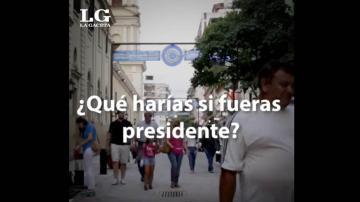 ¿Qué harías si fueras presidente? Esto respondieron jóvenes tucumanos