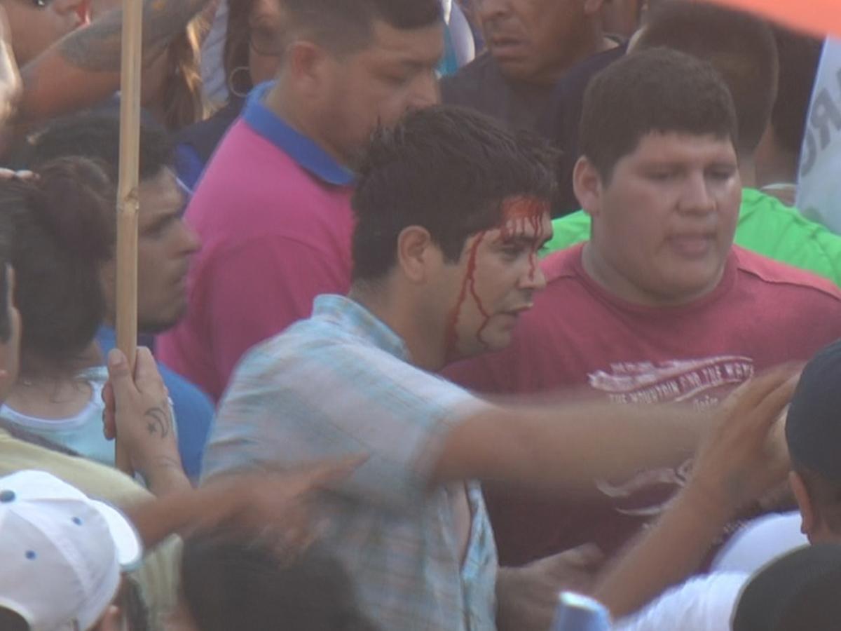 Resultado de imagen para Pelea en Tucumán
