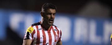 Luis Aguiar, uruguayo y goleador del