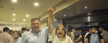 En Tucumán, Juntos por el Cambio celebró mirando el vaso medio lleno