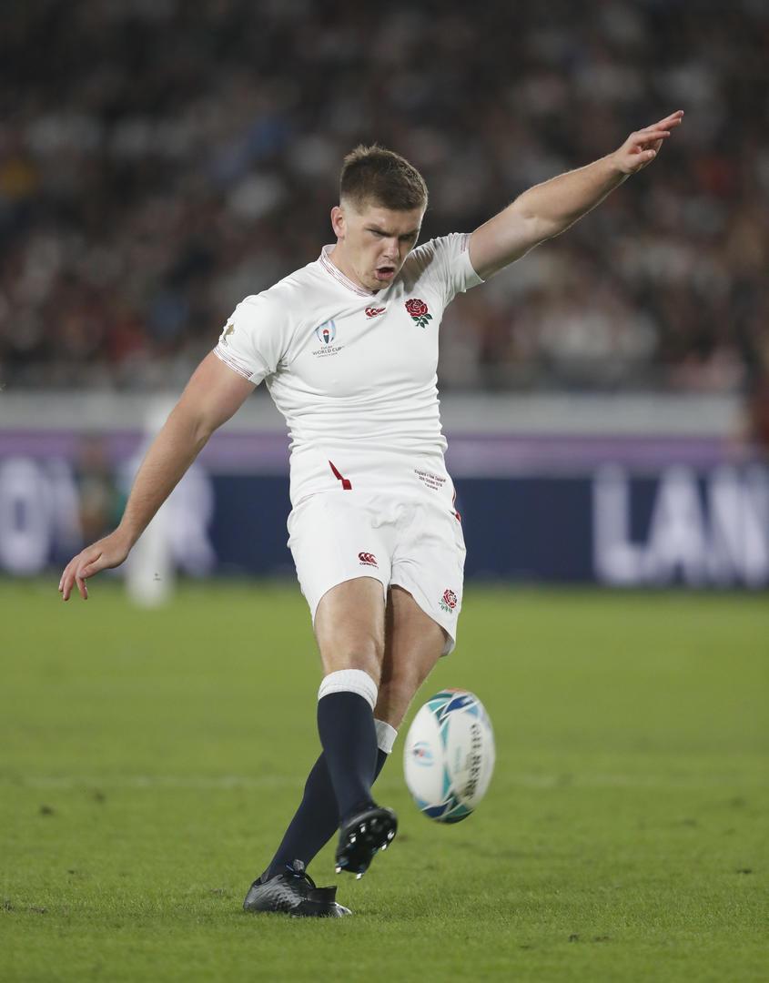 Inglaterra, sancionada por no respetar la haka de los All Blacks
