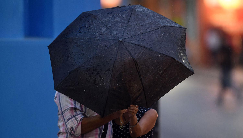 Anuncian tormentas fuertes y vientos intensos con ráfagas para Catamarca — Alerta