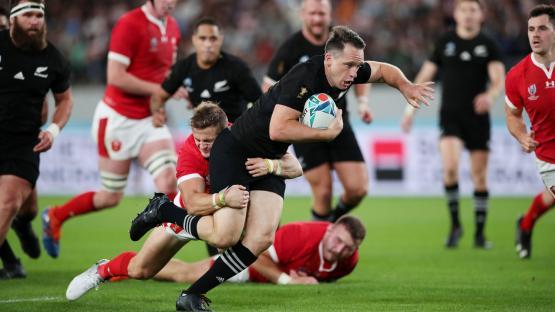 All Blacks derrotó a Gales y se quedó con el tercer puesto en el Mundial de Japón
