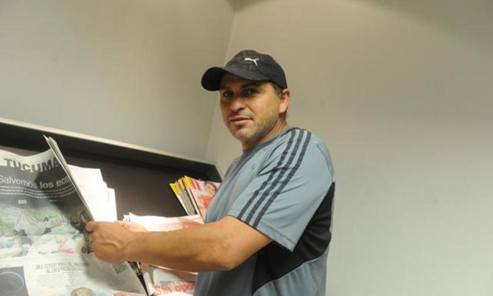 La tristeza de los ex compañeros del Cota - Deportes   La Gaceta - La Gaceta