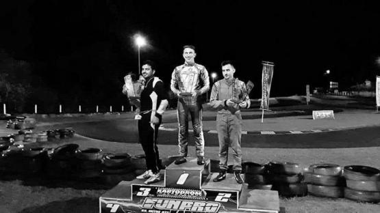 Karting: un mundialista ganador