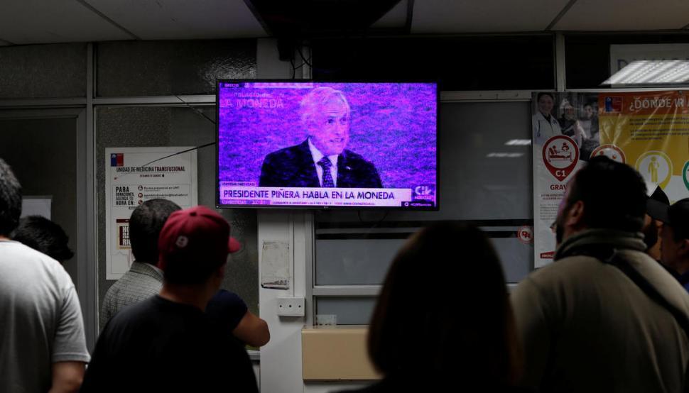 Acordaron un plebiscito para una nueva Constitución — Chile