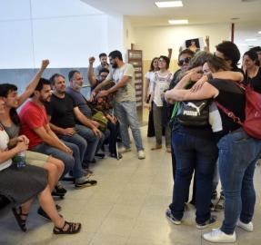 """""""Consolidaron la impunidad"""", fue el grito en los tribunales"""