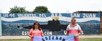 """ARA San Juan, una herida que no cierra: """"quisiera vaciar el mar para recuperar a mi hijo"""""""