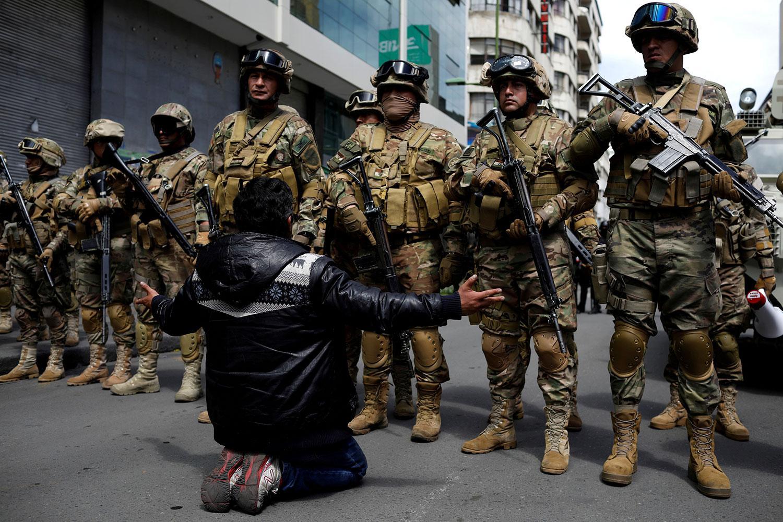 No habrá consecuencias penales para lo que hagan las Fuerzas Armadas — Decreto