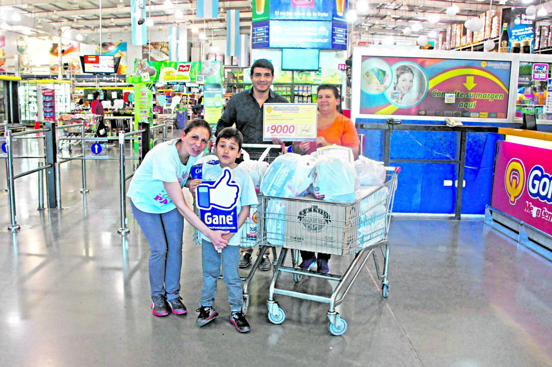 Números de oro: compró mercadería en Gómez Pardo y llenó la heladera - Actualidad   La Gaceta - La Gaceta Tucumán