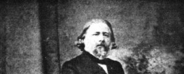Tucumán vista en 1863