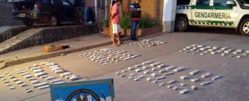 Detuvieron a dos paraguayos que habían llegado a Tucumán a analizar el mercado de droga