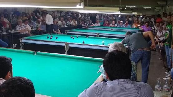 Mega torneo en Punto y Banca