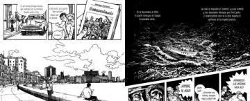 Historietas y afiches: en pequeñas viñetas se cuenta la revolución cubana