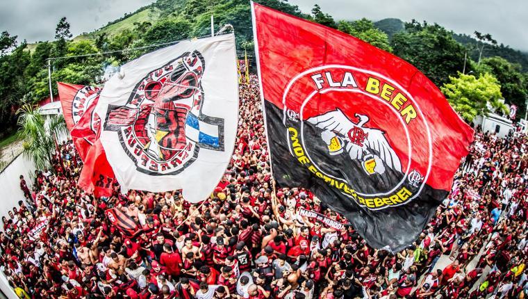 Prohíben la entrada de 1.500 barras del Flamengo en la final contra River Plate