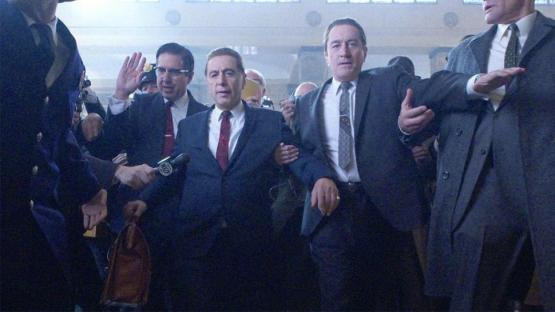 Llega la nueva obra maestra de Scorsese sobre la mafia