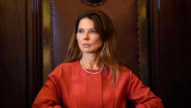 Claudia Sbdar es la nueva presidenta de la Corte Suprema de ...