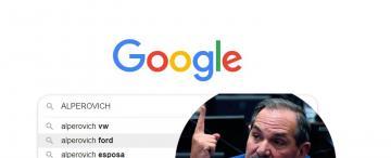 Alperovich fue el político más buscado en internet los últimos cinco días