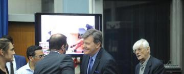 """""""Triunfó la justicia sobre las mentiras y las difamaciones"""", dijo Milani tras ser absuelto"""
