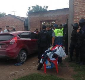 """La banda planeaba matar a """"Maxi Toro"""" y dominar Villa 9 de Julio"""