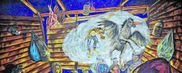 El arte rescata mitos que en el campo siguen vivos