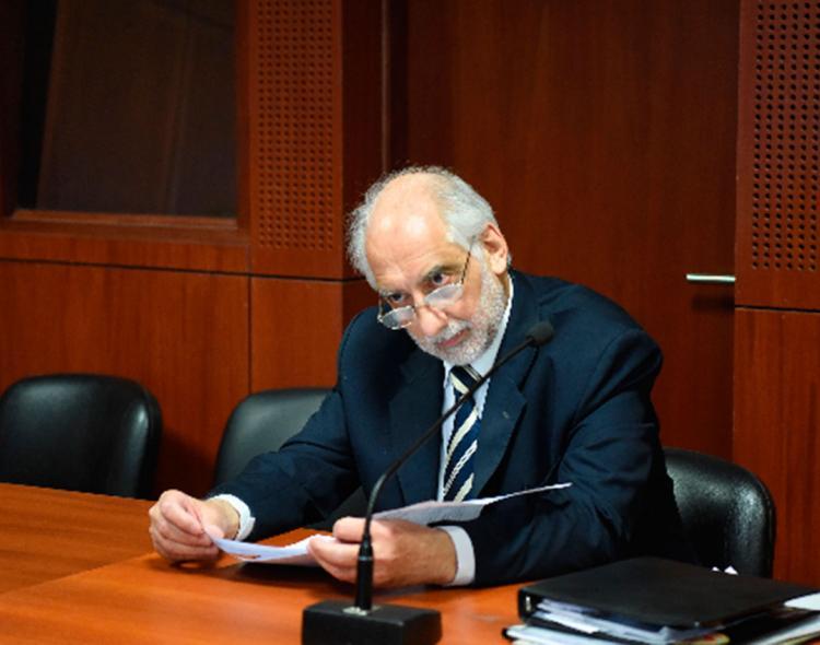 Causa Lebbos: el ex fiscal Albaca irá a juicio oral a partir de marzo