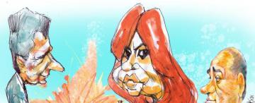 Cristina y la economía, los dramas de Manzur