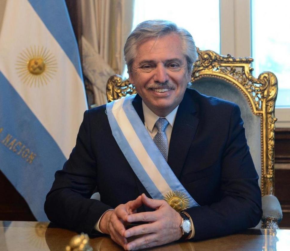 Alberto Fernández les pidió a los agropecuarios que
