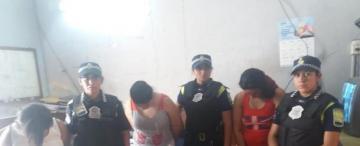 Hubo cinco detenidos por incidentes en el Padilla