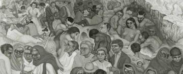 Gramajo Gutiérrez pintó el alma de su pueblo