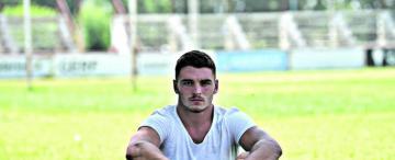"""Mateo Carreras: """"cuando sos profesional el rugby ocupa el 80% de tu vida"""""""