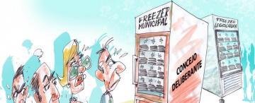 """Concejales también """"congelan"""" sus sueldos"""