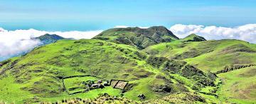La esencia criolla de Tafí del Valle aún habita en los puestos y sus ruinas